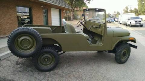1967 Jeep Wrangler for sale at Classic Car Deals in Cadillac MI