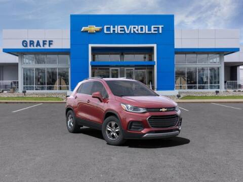 2021 Chevrolet Trax for sale at GRAFF CHEVROLET BAY CITY in Bay City MI