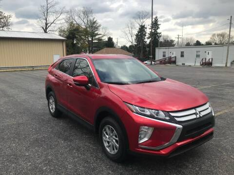 2019 Mitsubishi Eclipse Cross for sale at Jackie's Car Shop in Emigsville PA