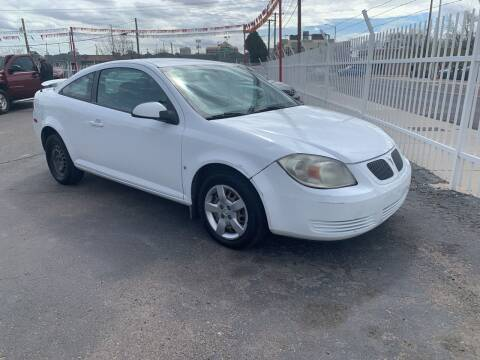 2009 Pontiac G5 for sale at Robert B Gibson Auto Sales INC in Albuquerque NM