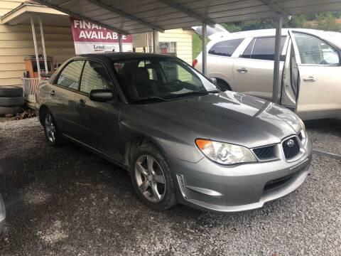 2007 Subaru Impreza for sale at Auto Town Used Cars in Morgantown WV
