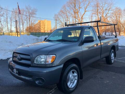 2004 Toyota Tundra for sale at Mula Auto Group in Somerville NJ