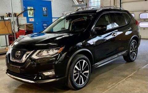 2018 Nissan Rogue for sale at Reinecke Motor Co in Schuyler NE