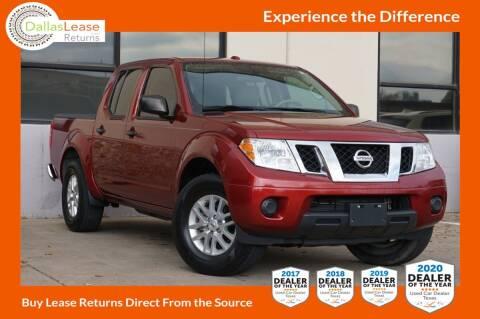 2016 Nissan Frontier for sale at Dallas Auto Finance in Dallas TX