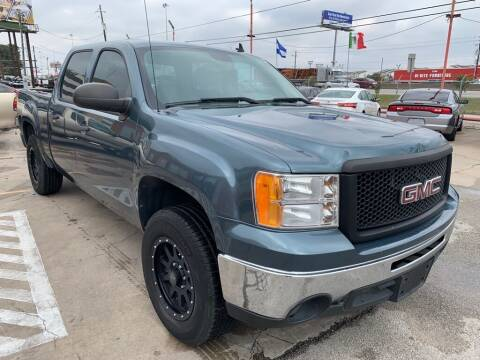 2012 GMC Sierra 1500 for sale at JAVY AUTO SALES in Houston TX