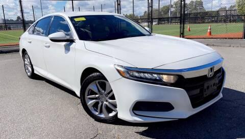 2018 Honda Accord for sale at Maxima Auto Sales in Malden MA
