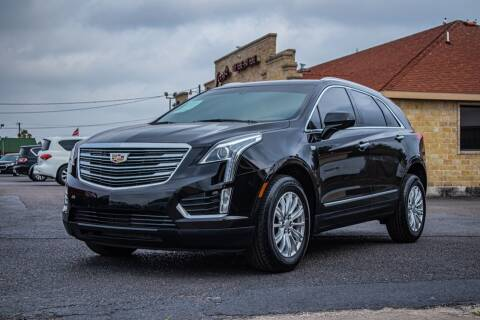 2018 Cadillac XT5 for sale at Jerrys Auto Sales in San Benito TX