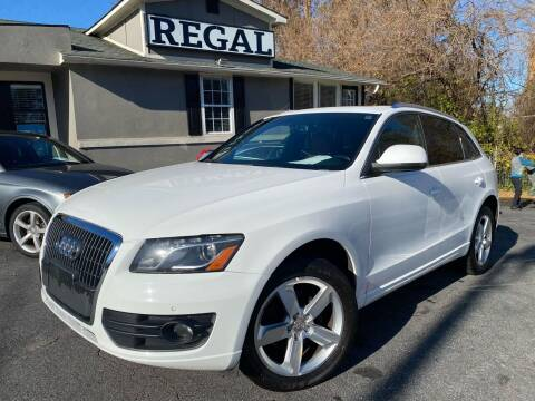 2011 Audi Q5 for sale at Regal Auto Sales in Marietta GA