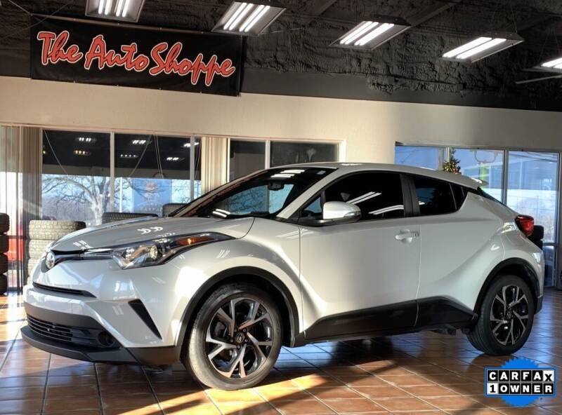2018 Toyota C-HR for sale at The Auto Shoppe in Springfield MO