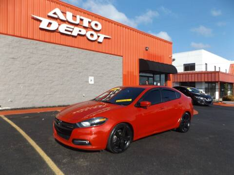 2013 Dodge Dart for sale at Auto Depot - Nashville in Nashville TN