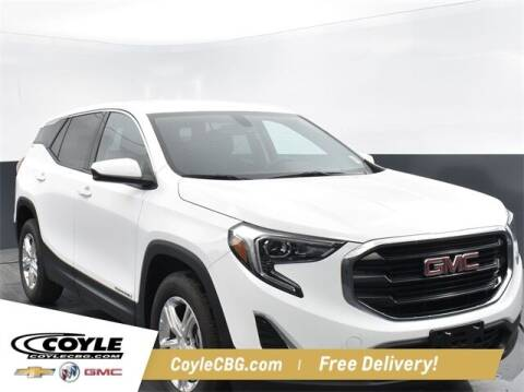 2019 GMC Terrain for sale at COYLE GM - COYLE NISSAN - New Inventory in Clarksville IN