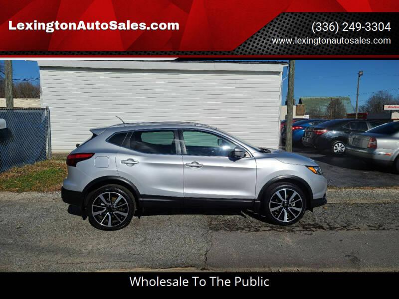 2018 Nissan Rogue Sport for sale at LexingtonAutoSales.com in Lexington NC