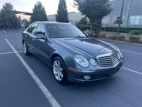 2007 Mercedes-Benz E-Class for sale at Car One Motors in Seattle WA