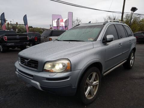 2007 Volvo XC90 for sale at P J McCafferty Inc in Langhorne PA