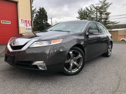 2010 Acura TL for sale at Keystone Auto Center LLC in Allentown PA