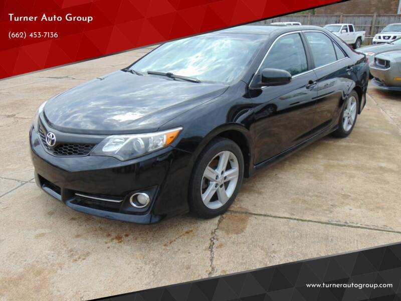 2012 Toyota Camry for sale at Turner Auto Group in Greenwood MS