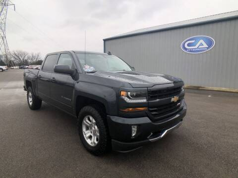 2018 Chevrolet Silverado 1500 for sale at City Auto in Murfreesboro TN