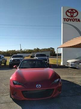 2017 Mazda MX-5 Miata for sale at Quality Toyota in Independence KS