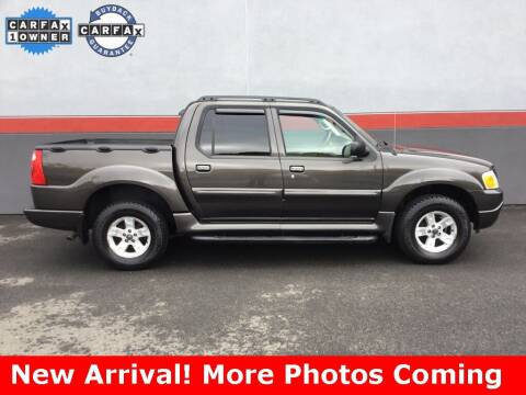 2005 Ford Explorer Sport Trac for sale at Road Ready Used Cars in Ansonia CT