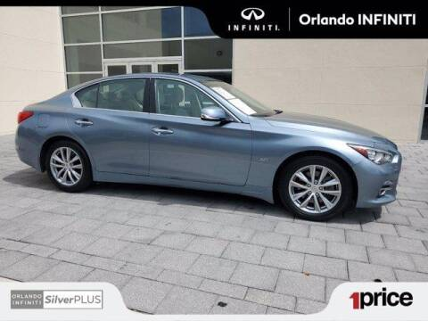 2017 Infiniti Q50 for sale at Orlando Infiniti in Orlando FL