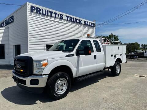 2014 Ford F-350 Super Duty for sale at Pruitt's Truck Sales in Marietta GA