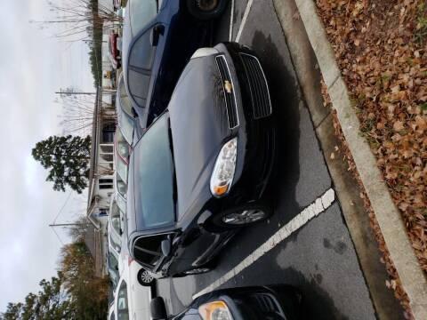 2009 Chevrolet Impala for sale at Credit Cars LLC in Lawrenceville GA