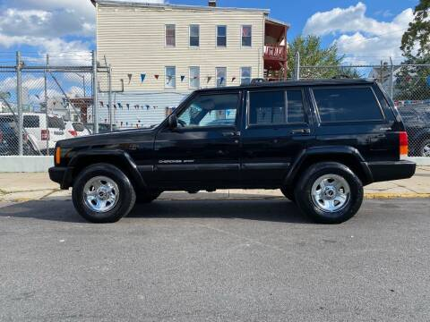 2000 Jeep Cherokee for sale at G1 Auto Sales in Paterson NJ