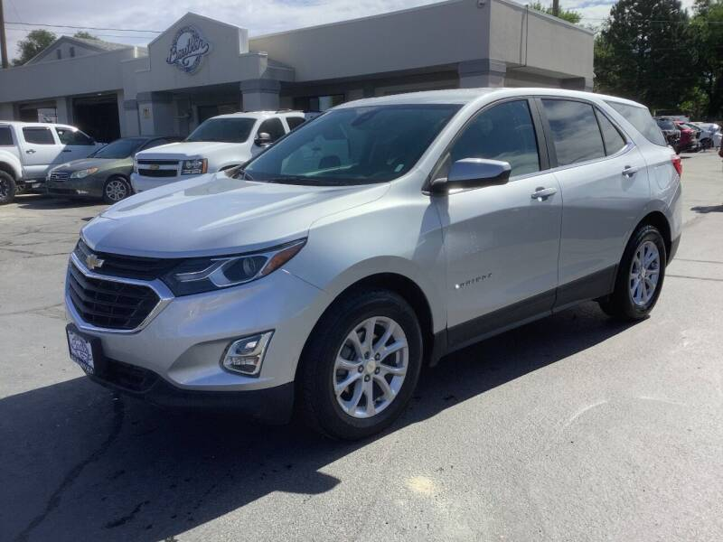2021 Chevrolet Equinox for sale at Beutler Auto Sales in Clearfield UT