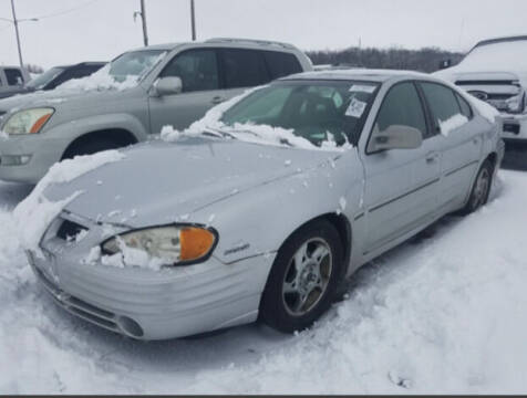 2003 Pontiac Grand Am for sale at HW Used Car Sales LTD in Chicago IL