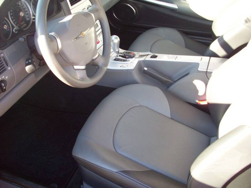 2004 Chrysler Crossfire 2dr Sports Coupe - Ellendale MN