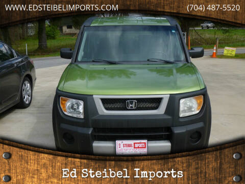2006 Honda Element for sale at Ed Steibel Imports in Shelby NC