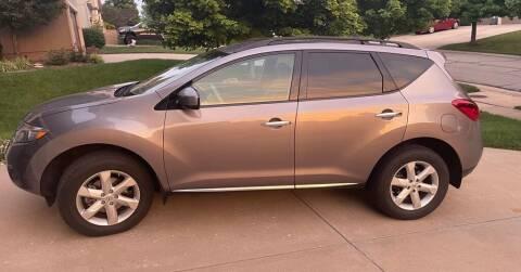 2009 Nissan Murano for sale at In Motion Sales LLC in Olathe KS