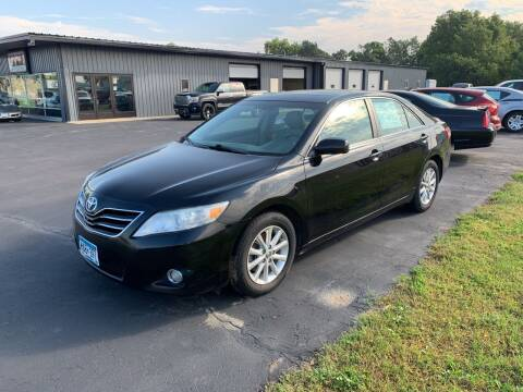 2011 Toyota Camry for sale at Welcome Motor Co in Fairmont MN