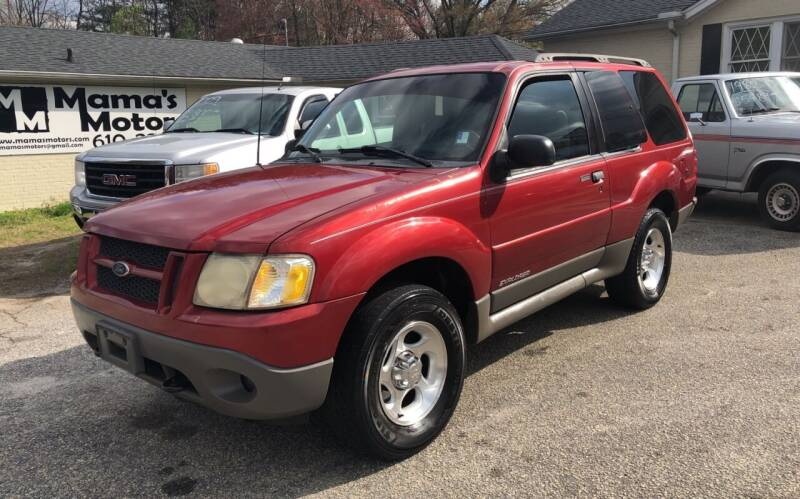 2001 Ford Explorer Sport for sale at Mama's Motors in Greer SC