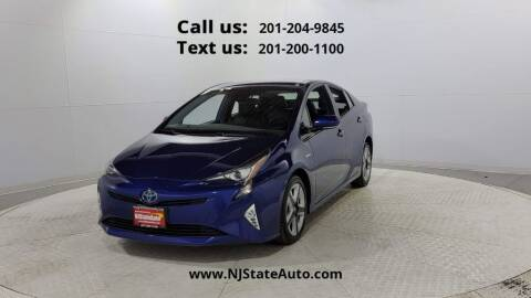 2016 Toyota Prius for sale at NJ State Auto Used Cars in Jersey City NJ