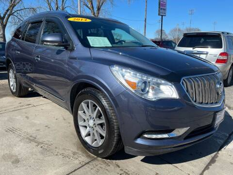 2014 Buick Enclave for sale at Direct Auto Sales in Milwaukee WI
