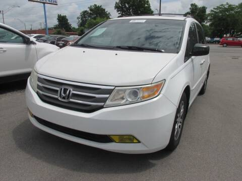 2011 Honda Odyssey for sale at Express Auto Sales in Lexington KY