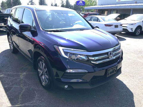 2018 Honda Pilot for sale at Autos Cost Less LLC in Lakewood WA