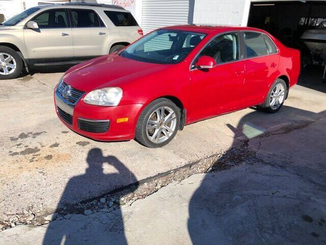 2007 Volkswagen Jetta for sale at Harley's Auto Sales in North Augusta SC