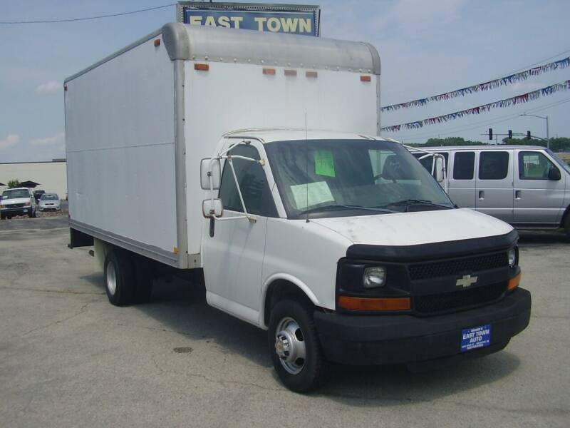 2004 Chevrolet Express Cutaway for sale at East Town Auto in Green Bay WI