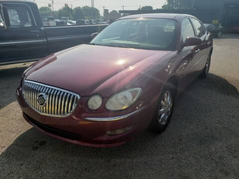 2008 Buick LaCrosse for sale at D & D All American Auto Sales in Mount Clemens MI