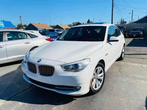2011 BMW 5 Series for sale at Sunset Motors in Manteca CA