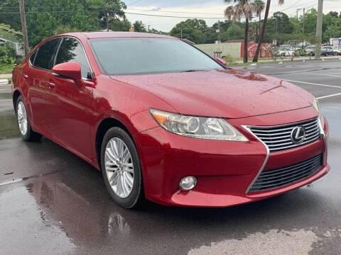 2013 Lexus ES 350 for sale at Consumer Auto Credit in Tampa FL