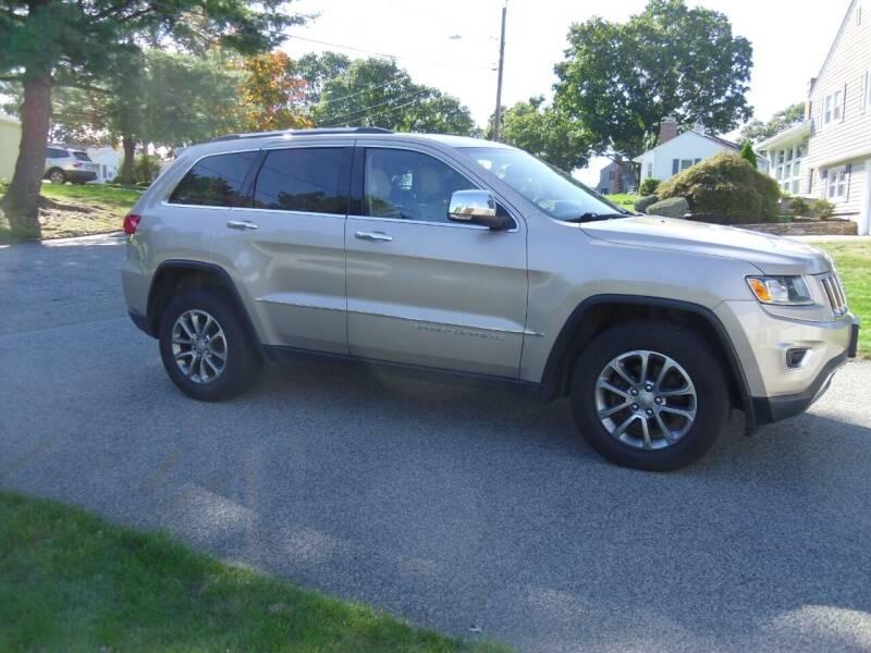 2015 Jeep Grand Cherokee for sale at CullcoCars.com in Cranston RI
