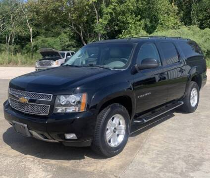 2013 Chevrolet Suburban for sale at Broadway Garage of Columbia County Inc. in Hudson NY