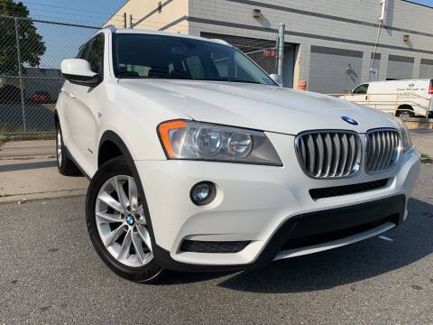 2014 BMW X3 for sale at Illinois Auto Sales in Paterson NJ