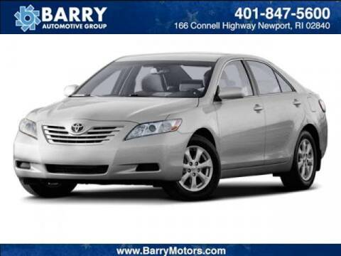 2009 Toyota Camry for sale at BARRYS Auto Group Inc in Newport RI