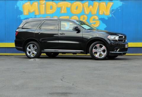 2014 Dodge Durango for sale at Midtown Motors in San Jose CA