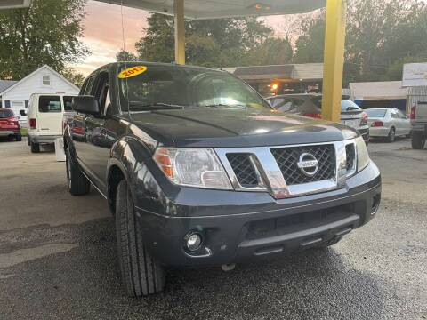 2013 Nissan Frontier for sale at King Louis Auto Sales in Louisville KY