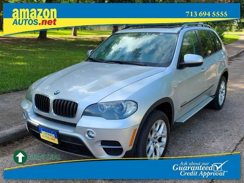2011 BMW X5 for sale at Amazon Autos in Houston TX